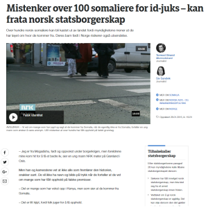 NRK januar 2015